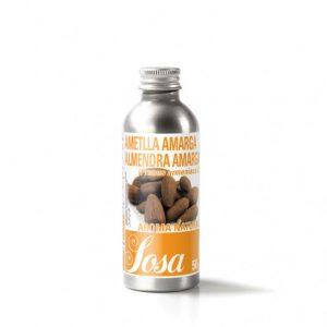 Migdale amare aroma naturala, Sosa
