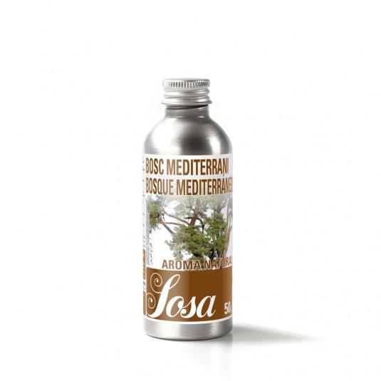Padure mediteraneana aroma naturala, Sosa