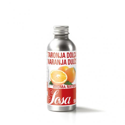 Portocala dulce aroma naturala, Sosa