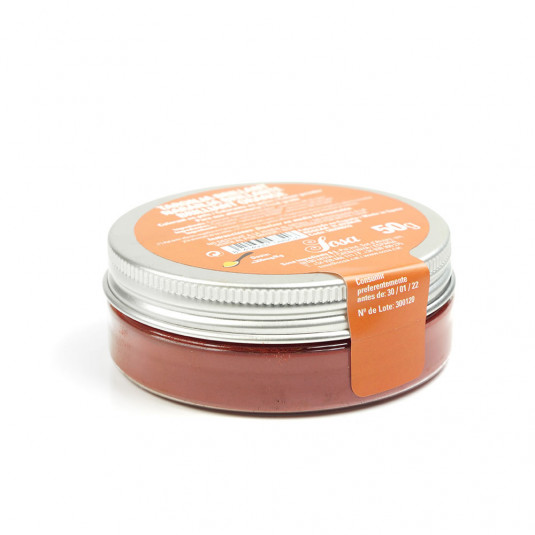 Portocaliu stralucitor - pulbere coloranta solubila in apa, Sosa