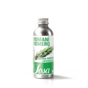 Rozmarin aroma naturala liposolubila, Sosa