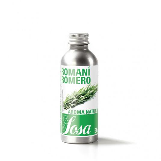 Rozmarin aroma naturala, Sosa