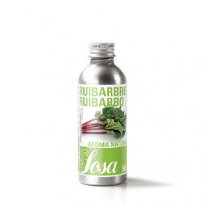 Rubarba (revent) aroma naturala, Sosa