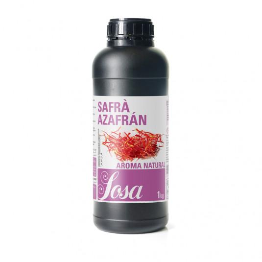 Sofran aroma naturala, Sosa