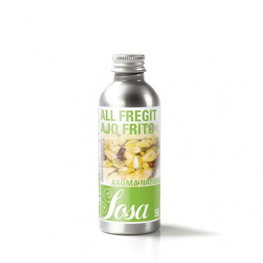 Usturoi prajit aroma naturala, Sosa
