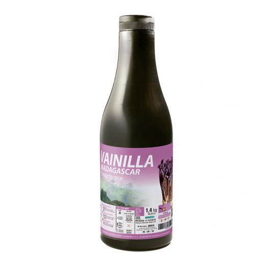 Vanilie bourbon de Madagascar extract natural, Sosa