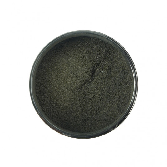 Verde maslin - рulbere coloranta naturala solubila in apa (70g), Sosa