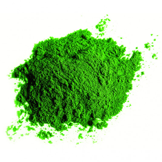 Verde - pulbere coloranta lac liposolubila, Sosa