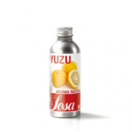 Yuzu aroma naturala, Sosa
