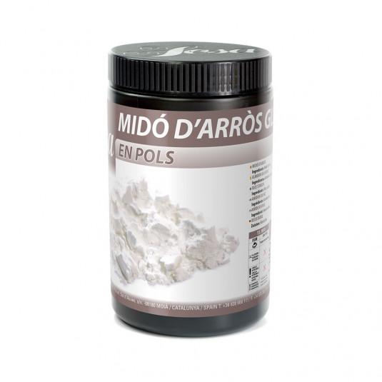 Amidon de orez glutinos (500g), Sosa
