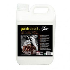 Cafea 1+4 Granita Concept, Sosa
