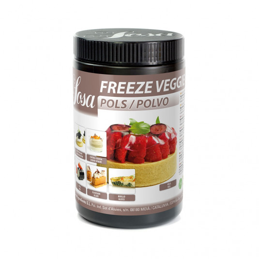 Gel vegetal pentru congelare, Sosa