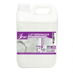 Leche merengada (lapte dulce) 1+4 Granita Concept, Sosa
