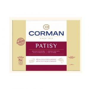 Patisy 78% grasime foaie, Corman