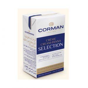 Selection cream 35 % grasime, Corman