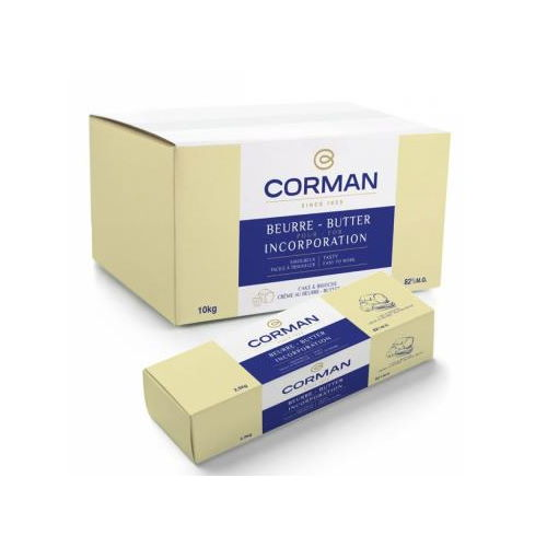 Unt de Incorporare Extra 82% grasime, Corman