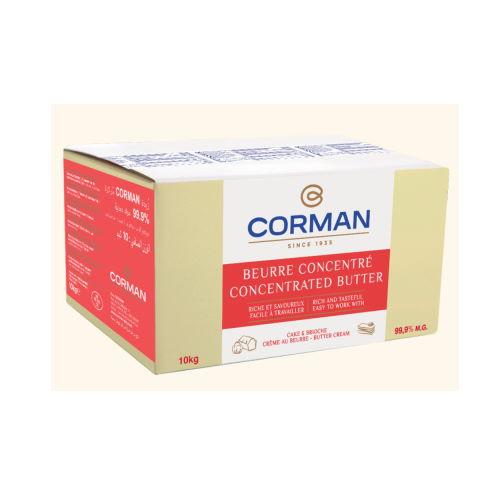 Unt extra concentrat bloc, Corman