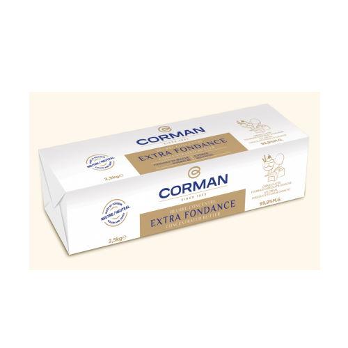Unt Extra Fondance 99,9% grasime, Corman