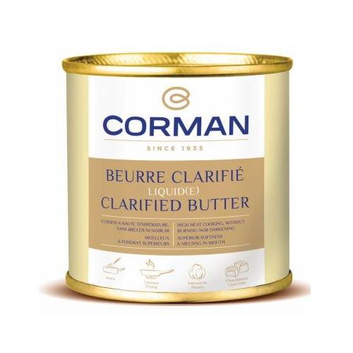 Unt lichid clarificat 99,9% grasime, Corman