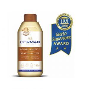 Unt lichid prajit 98% grasime, Corman