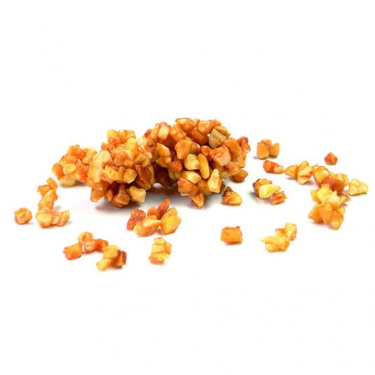 Alune caramelizate taiate cubulete (600g), Sosa