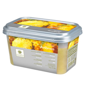Ananas - piure congelată Ravifruit
