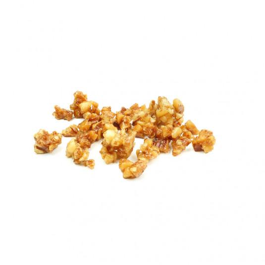 Boabe de nuci de macadamia caramelizate 2-3 mm (3 kg), Sosa