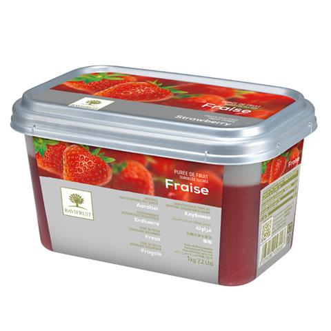 Căpșună - piure congelată Ravifruit