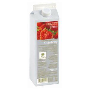Căpșună - piure de fructe Ravifruit