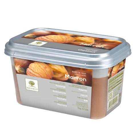 Castan - piure congelată Ravifruit