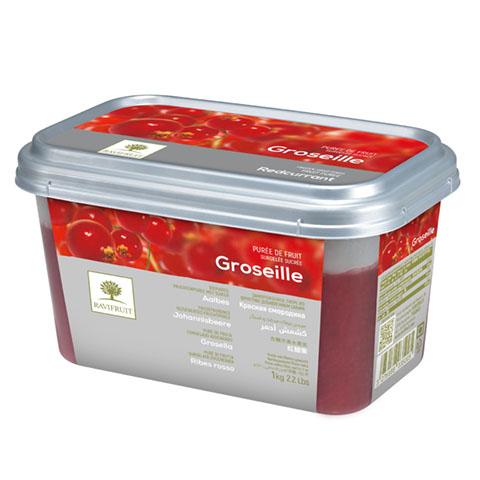 Coacăz roșu - piure congelată Ravifruit