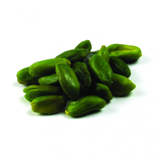 Fistic iranian verde crud (1 kg), Sosa