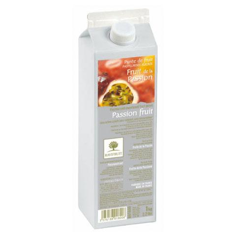 Fructul pasiunii - piure de fructe Ravifruit