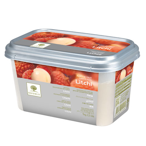 Lychee - piure congelată Ravifruit