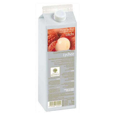 Lychee - piure de fructe Ravifruit