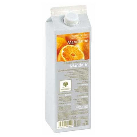 Mandarin - piure de fructe Ravifruit