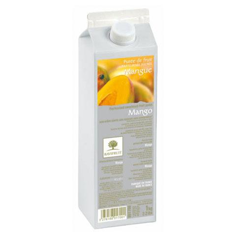Mango - piure de fructe Ravifruit