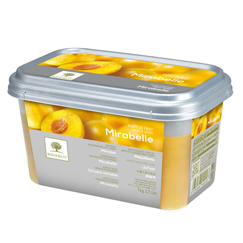 Mirabelle - piure congelată Ravifruit