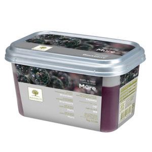 Mure - piure congelată Ravifruit