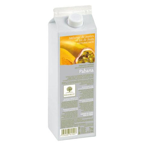 Pabana - piure de fructe Ravifruit