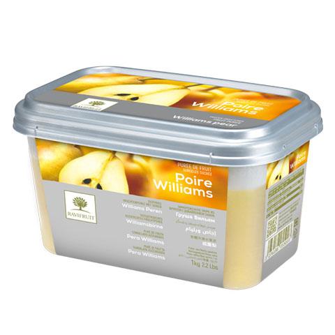 Pară Williams - piure congelată Ravifruit
