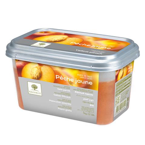 Piersica galbenă - piure congelată Ravifruit