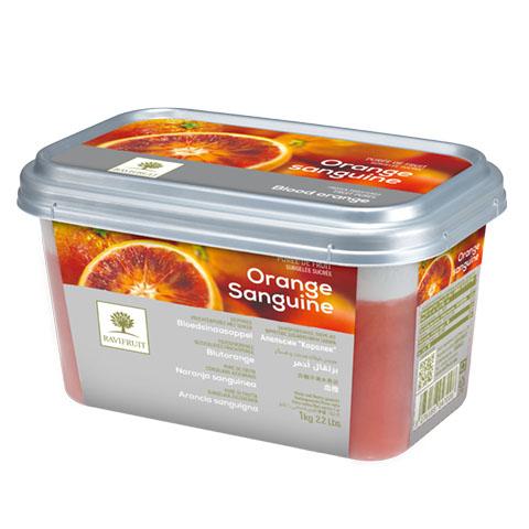 Portocale Rosii - piure congelată Ravifruit