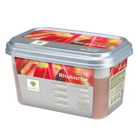 Rubarbă - piure congelată Ravifruit