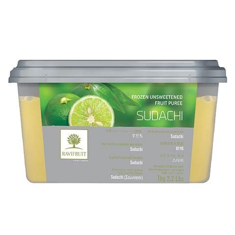 Sudachi - piure congelată Ravifruit