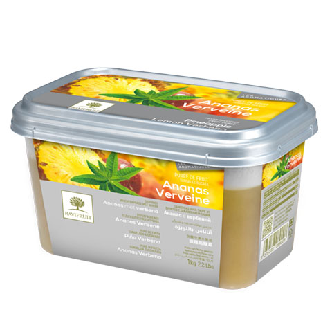 Verbă exotică - piure congelată Ravifruit