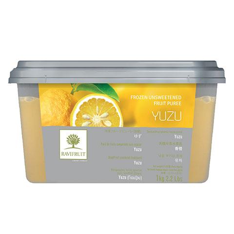 Yuzu - piure congelată Ravifruit