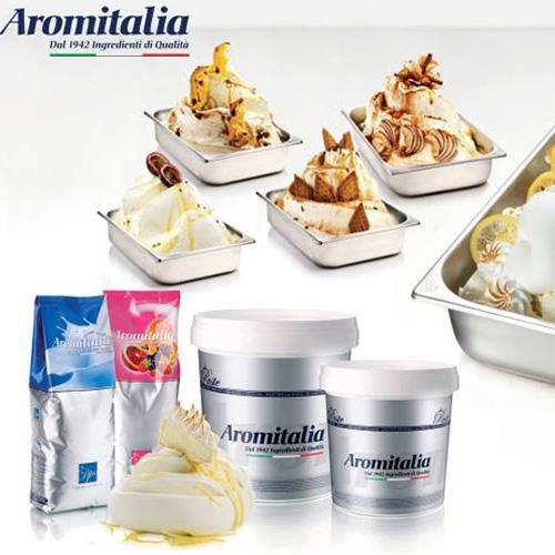 Yugurt - soft premix pentru pregatirea inghetatei Aromitalia