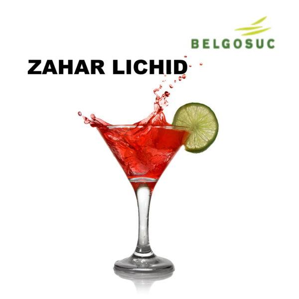 Zahar lichid, Belgosuc